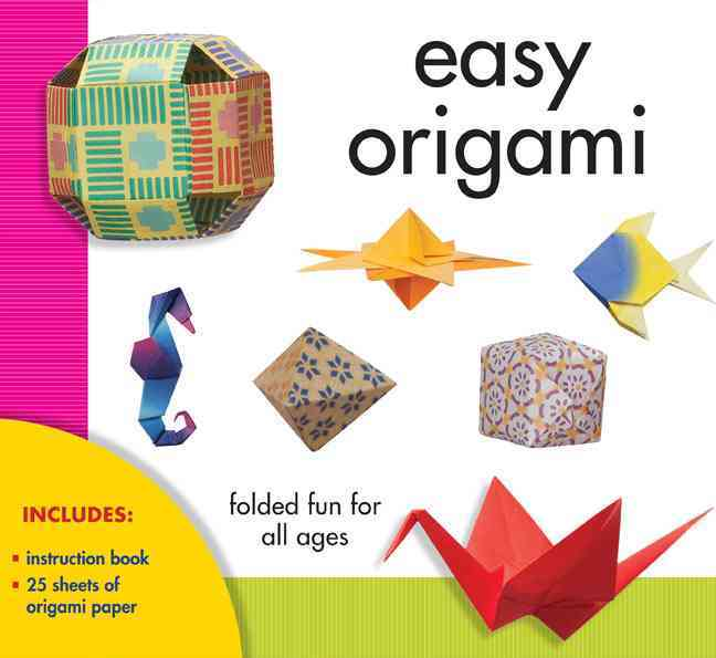 Easy Origami By Argueta, Debora